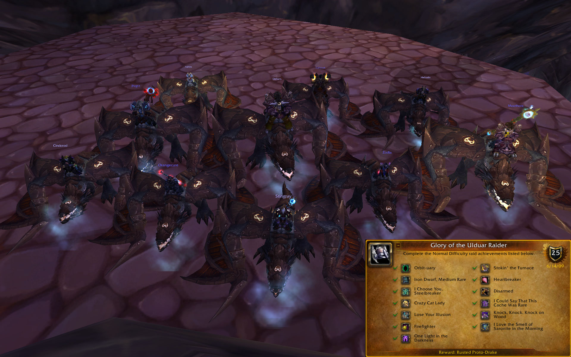 Angry   A World of Warcraft Guild – US Illidan   Page 13