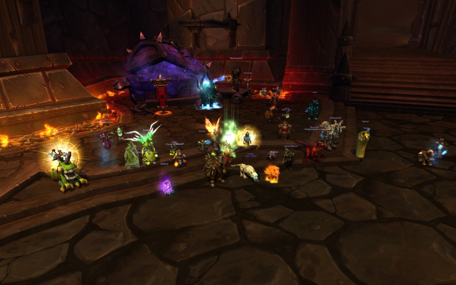 Paragons of the Klaxxi Heroic