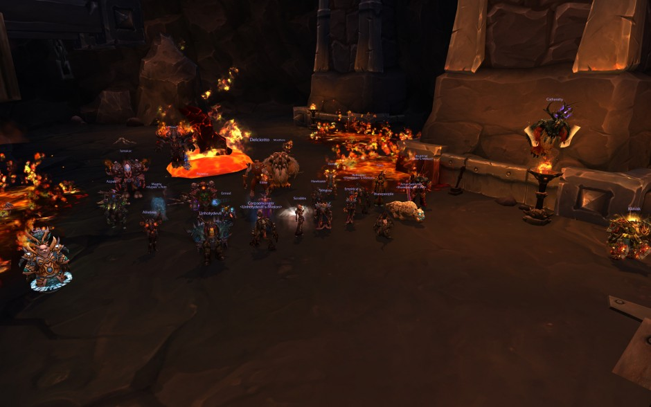 The Blast Furnace Mythic